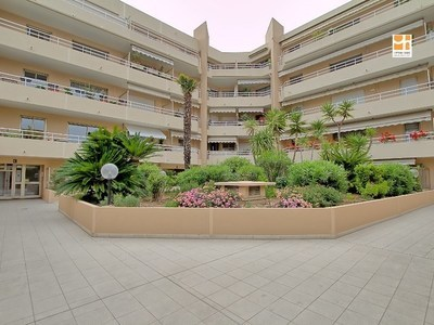 Achat appartement rez de jardin à Cagnes-sur-Mer (06800) - Superimmo