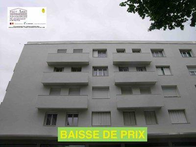 Appartement, 59,25 m²