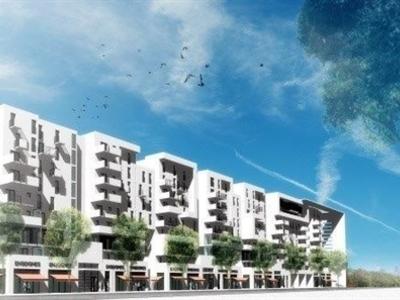 Appartement, 61,76 m²