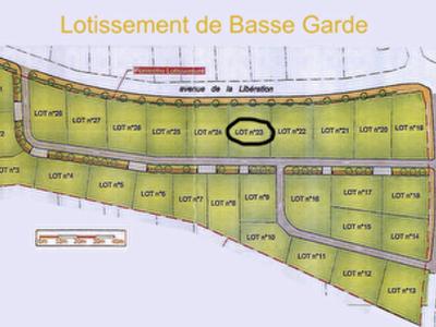 Terrain, 649 m²