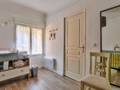 Appartement, 55,88 m²