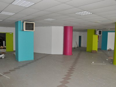 Immeuble, 1 372 m²