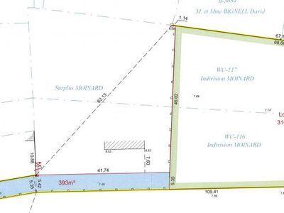 Terrain, 3 100 m²