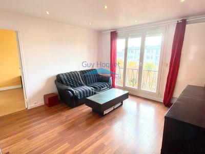 Appartement, 57,5 m²