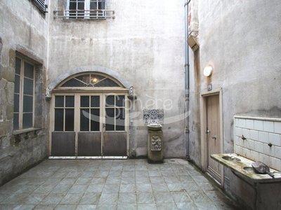 Immeuble, 650 m²