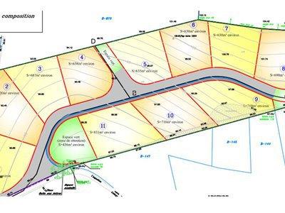 Terrain, 635 m²