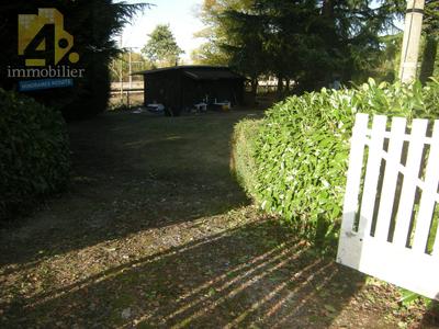 Terrain, 1 200 m²