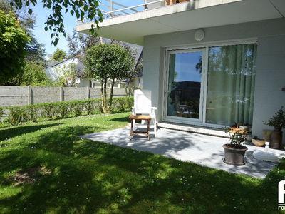 Achat appartement rez de jardin à Granville (50400) - Superimmo