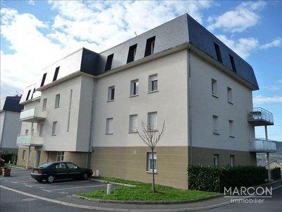 Appartement, 46,02 m²