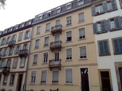 Appartement, 13,46 m²