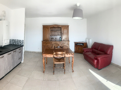 Appartement, 59,55 m²