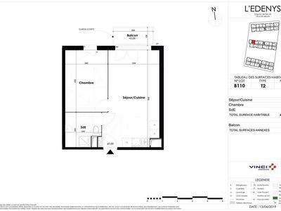 Appartement, 4 141 m²