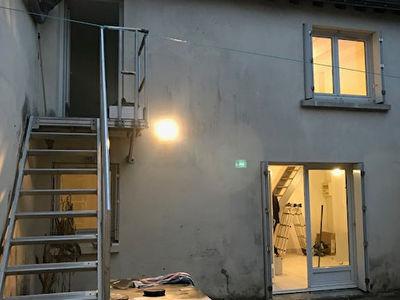Immeuble, 115 m²