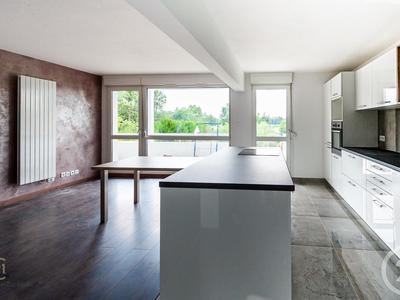 Achat appartement rez de jardin dans le Bas-Rhin (67) - Superimmo