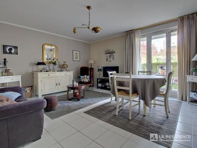 Achat appartement rez de jardin à Poissy (78300) - Superimmo