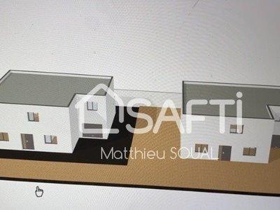 Terrain, 300 m²