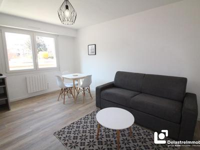 Appartement, 21,66 m²