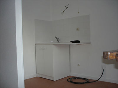 Appartement, 18,69 m²