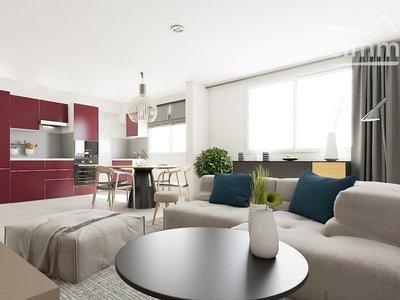 Appartement, 39,44 m²