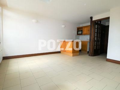 Appartement, 57,2 m²