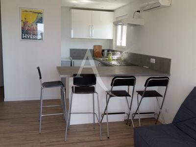 Appartement, 33,48 m²