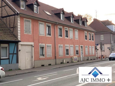 Immeuble, 553 m²