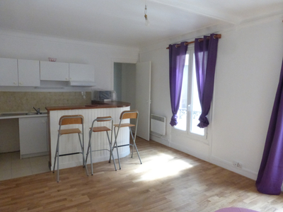 Appartement, 30,64 m²