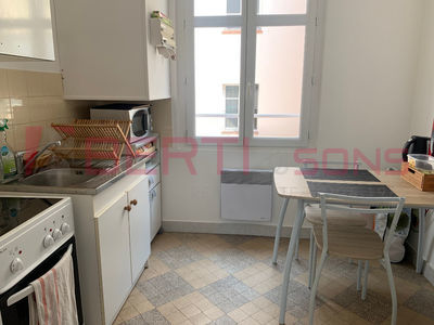 Appartement, 34,58 m²