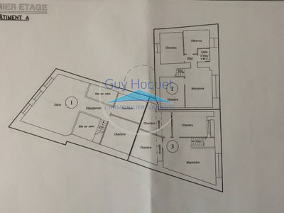 Immeuble, 471 m²