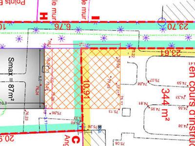 Terrain, 398 m²