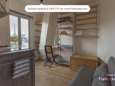 Appartement, 9 m²