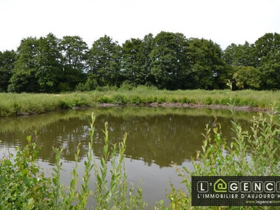 Achat Terrain étang En Lorraine Superimmo