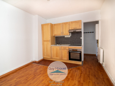 Appartement, 29,27 m²