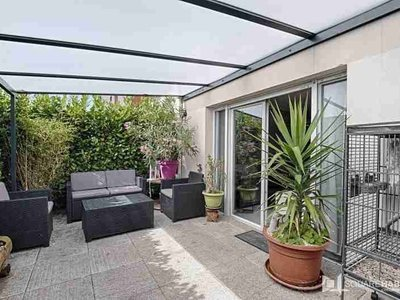 Achat appartement rez de jardin à Meyzieu (69330) - Superimmo