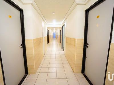 Immeuble, 1 600 m²