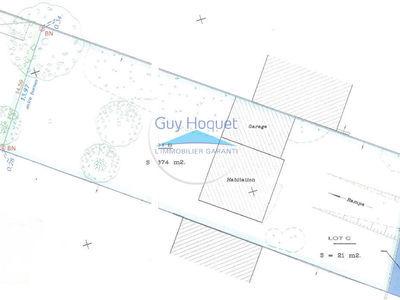Terrain, 695 m²