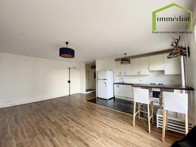 Appartement, 49,74 m²