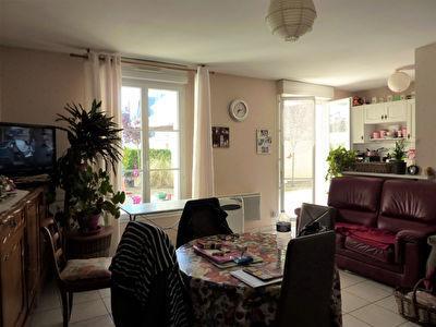Appartement, 51,33 m²