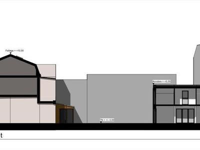 Terrain, 143 m²