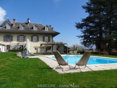 Achat maison rez de jardin à Chambéry (73000) - Superimmo