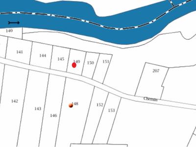 Terrain, 1 201 m²