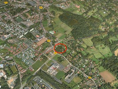 Terrain, 1 078 m²