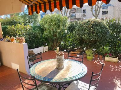 Achat appartement rez de jardin à Saint-Laurent-du-Var (06700 ...