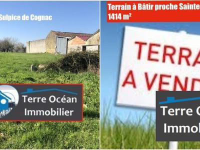 Terrain, 1 414 m²