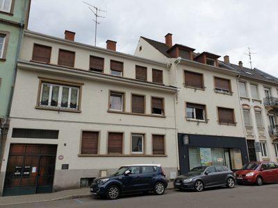 Immeuble, 590 m²