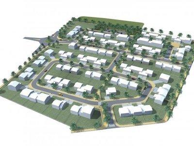 Terrain, 207 m²