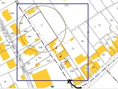 Terrain, 835 m²