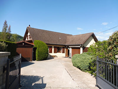 Maison, 125,6 m²