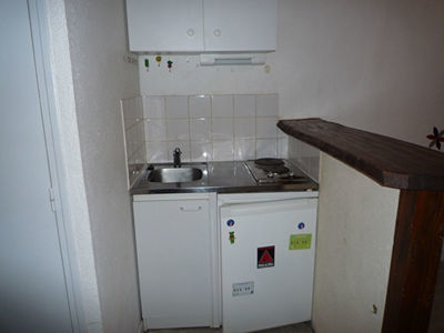 Appartement, 19,37 m²