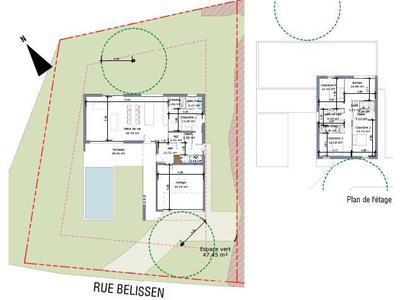 Terrain, 810 m²